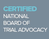 Faculty - National Board of Trial Advocacy